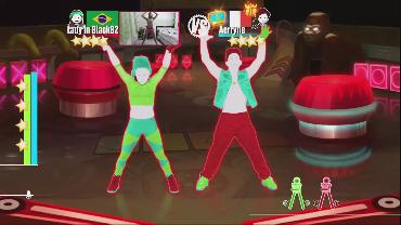 MsBeatrixxKiddo playing Just Dance 2016