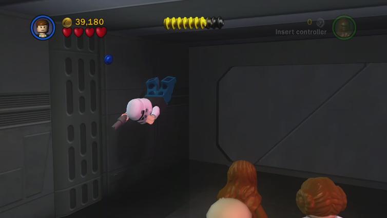 Gxlaxxyz playing LEGO Star Wars II: The Original Trilogy
