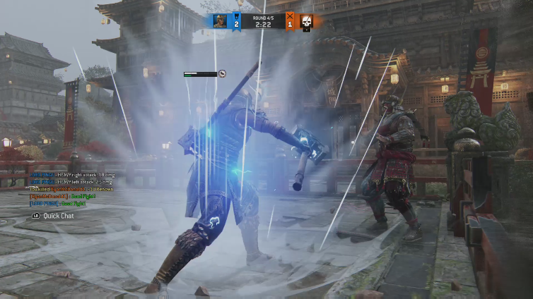 L0RD PINGU playing For Honor
